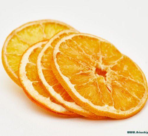 چیپس پرتقال درجه یک صادراتی