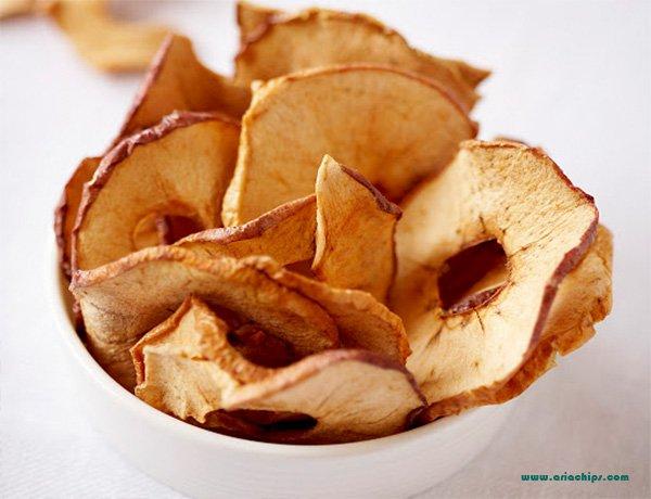 چیپس سیب صادراتی آریاچیپس
