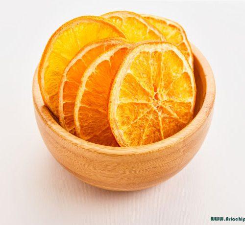 چیپس پرتقال صادراتی درجه یک وبسایت آریا چیپس