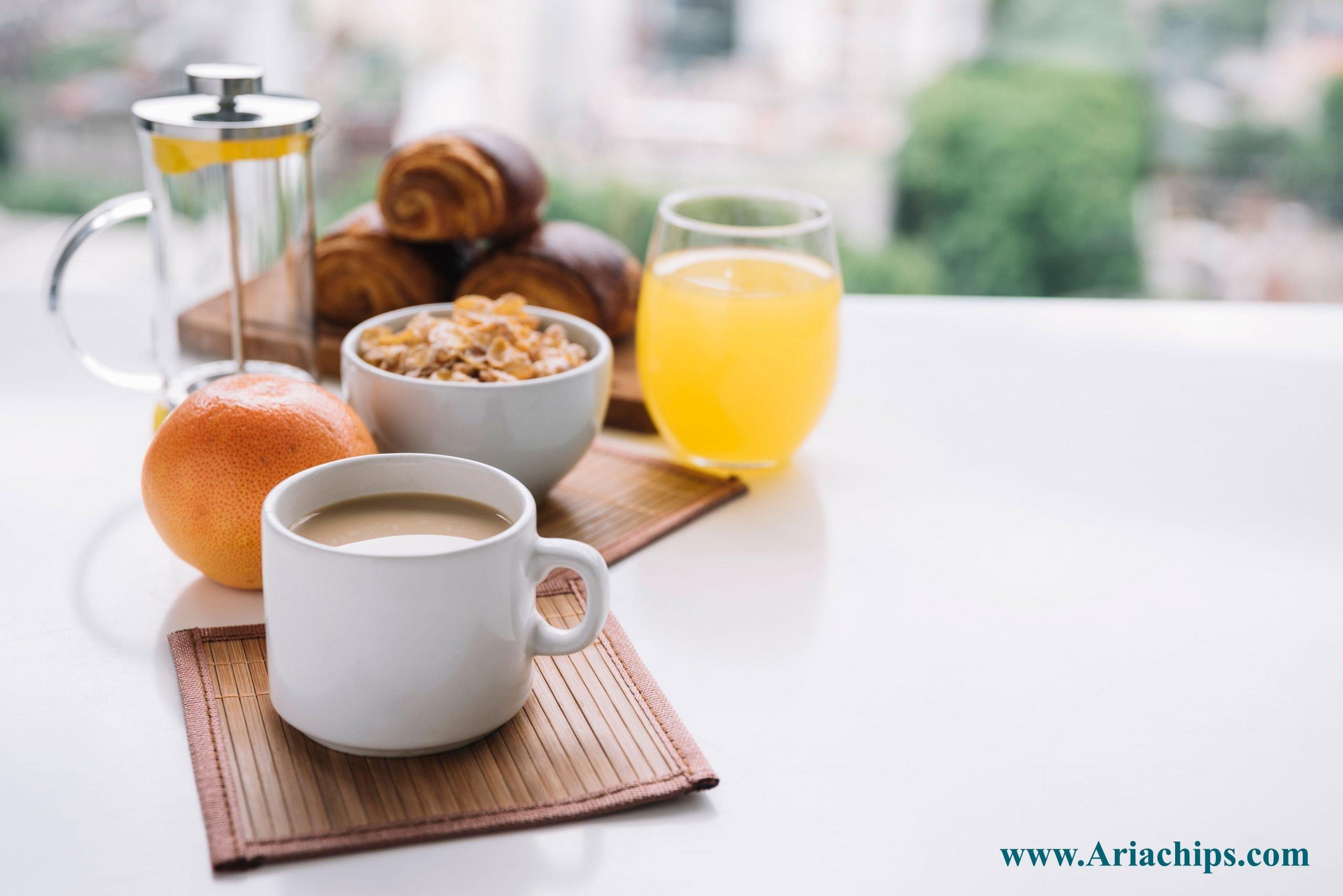 صبحانه چای آشنایی با انوع صبحانه